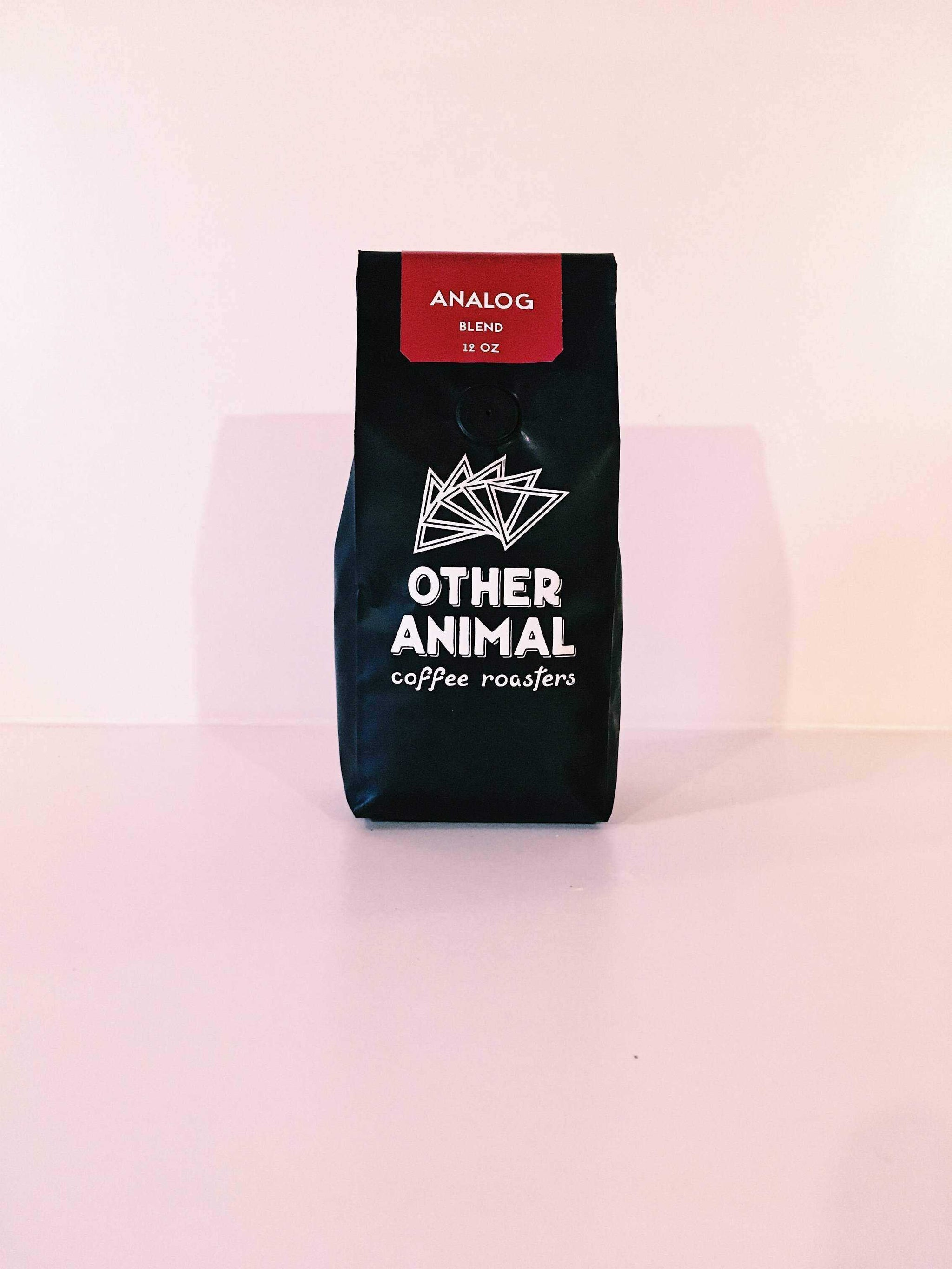 Analog | Other Animal Coffee Roasters | Dript Coffee Co.