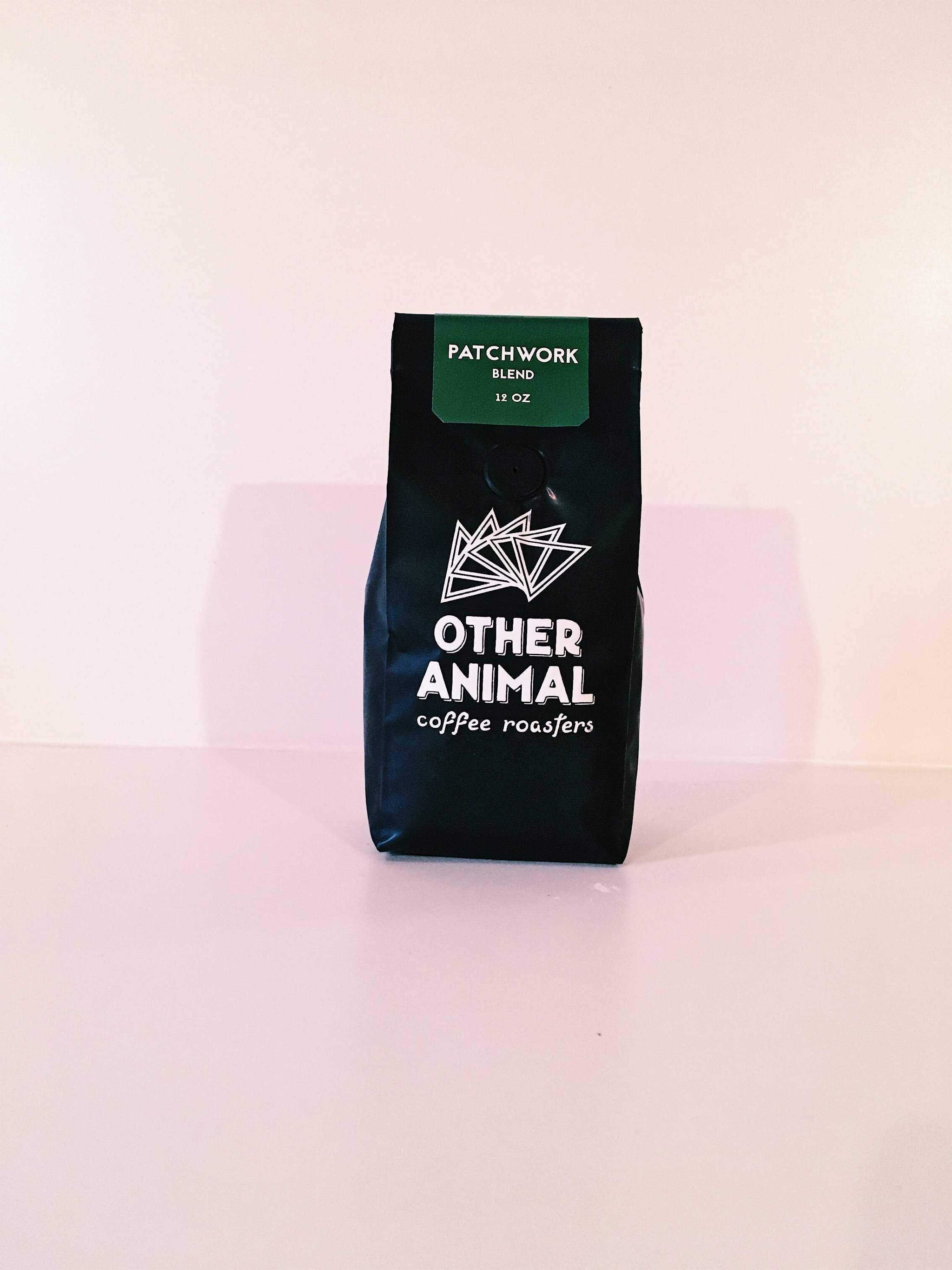 Patchwork | Other Animal Coffee Roasters | Dript Coffee Co.