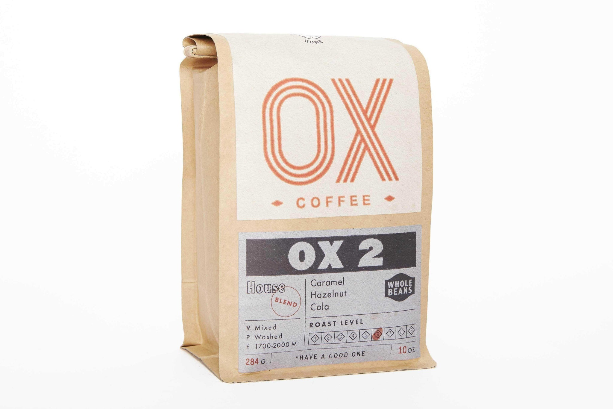 OX 2 | OX Coffee Roasters | Dript Coffee Co.