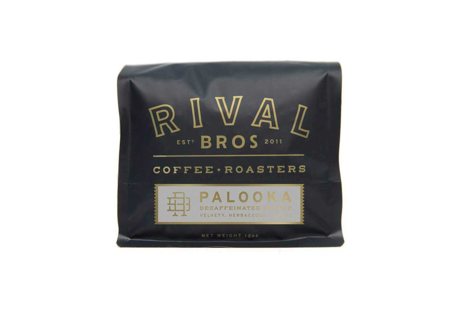 Palooka Decaf | Rival Bros. Coffee Roasters | Dript Coffee Co.
