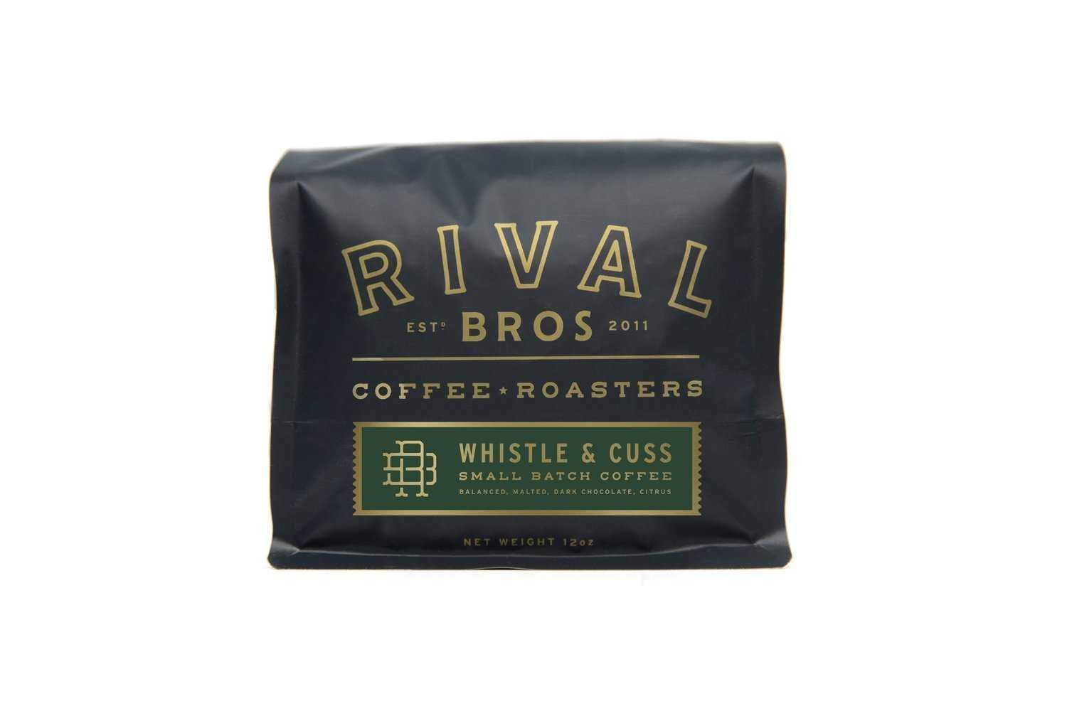 Whistle & Cuss | Rival Bros. Coffee Roasters | Dript Coffee Co.