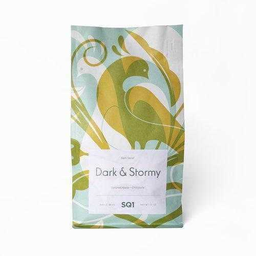 Dark & Stormy Decaf | Square One Coffee Roasters | Dript Coffee Co.