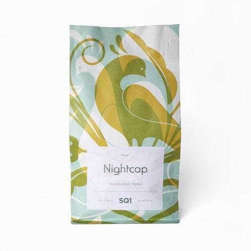 Nightcap Decaf | Square One Coffee Roasters | Dript Coffee Co.