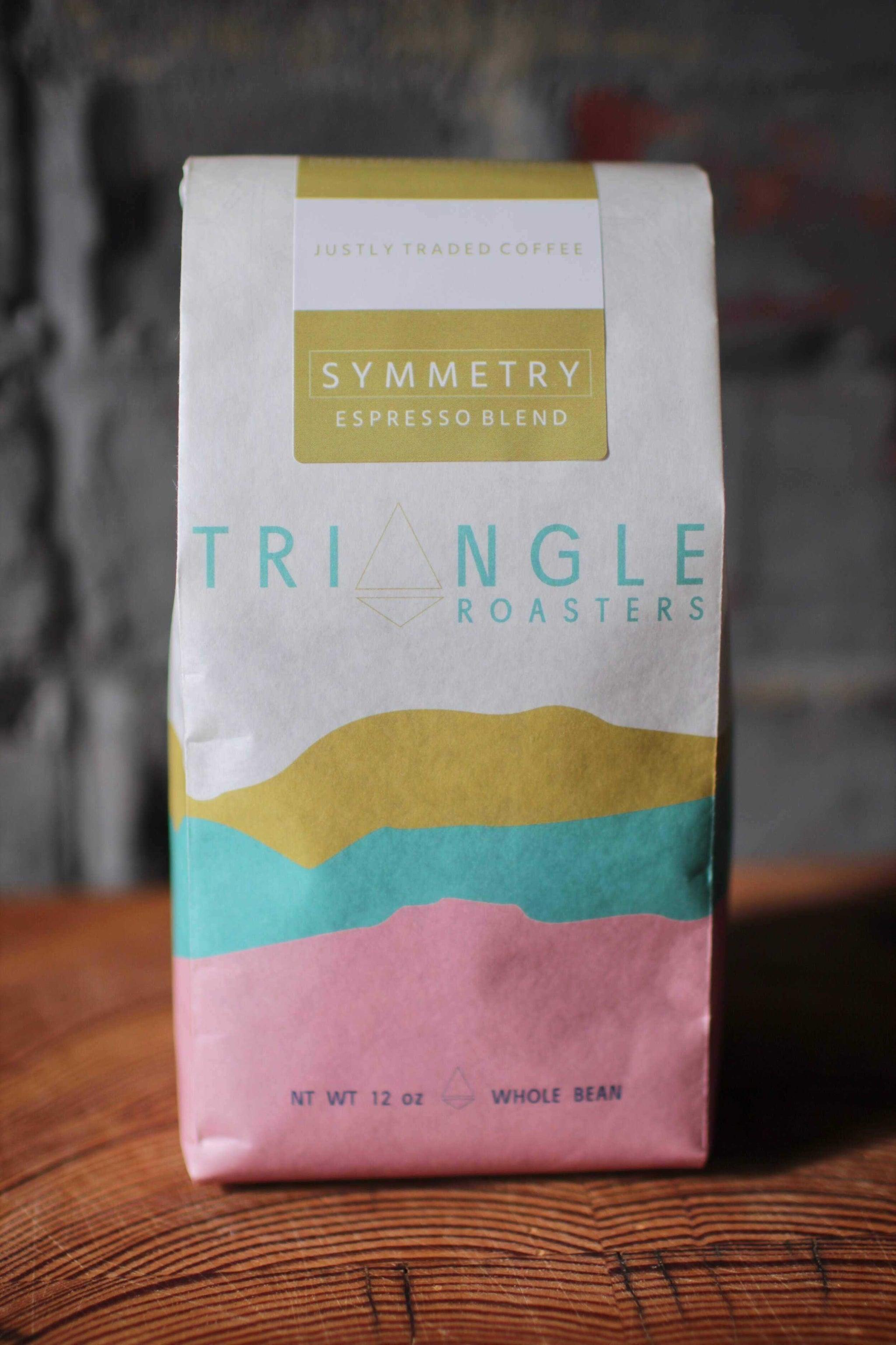 Symmetry Blend | Triangle Roasters | Dript Coffee Co.