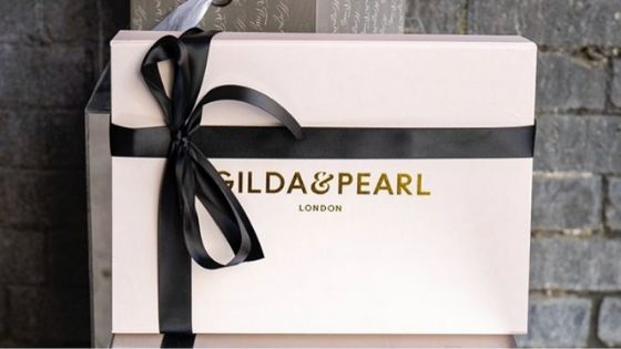 Gilda & Pearl Exclusive Gift Wrap