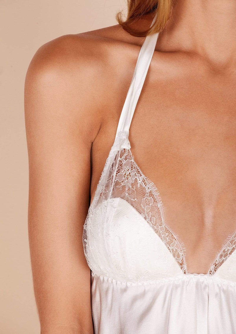 Gilda & Pearl Babydoll small-medium / Ivory Lovers of Montparnasse Babydoll