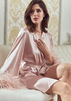 Gilda & Pearl Robe One Size Camille Robe