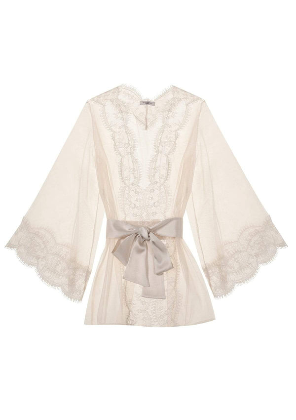 Gilda & Pearl Robe small-medium Deshabillé Short Robe