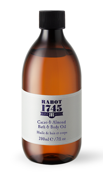 Cacao & Almond Bath and Body Oil 7fl oz