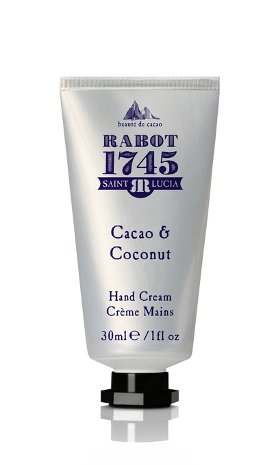 Cacao & Coconut Hand Cream 1fl oz