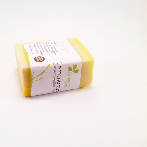 Lemongrass Laundry Bar Soap