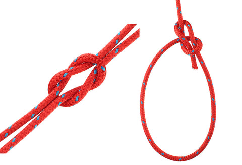 The Reef (Square) Knot and Bowline