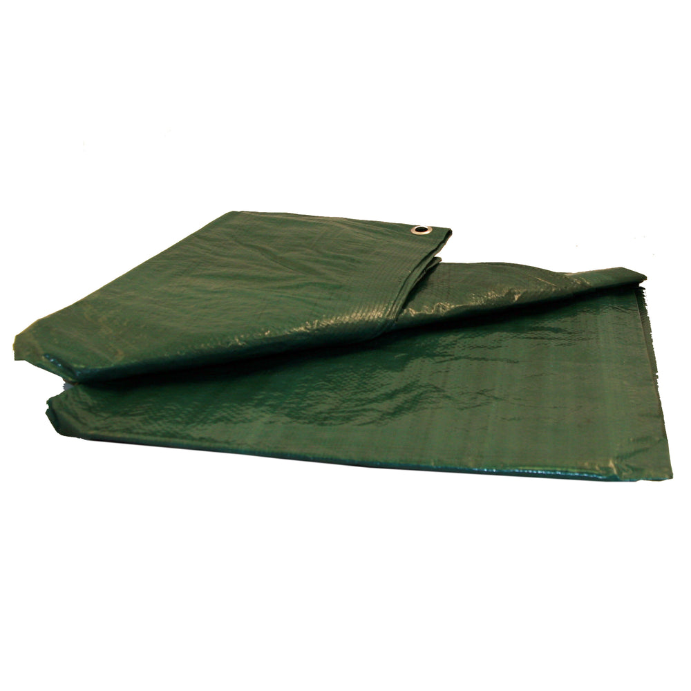 6' x 8' Heavy Duty Tarp - Emergency Zone