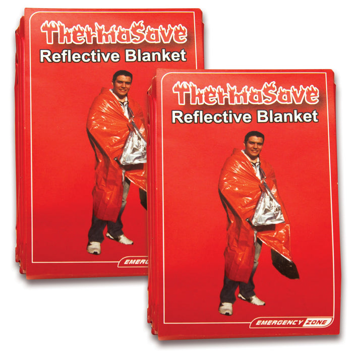 ThermaSave Reversible All Weather Survival Blanket
