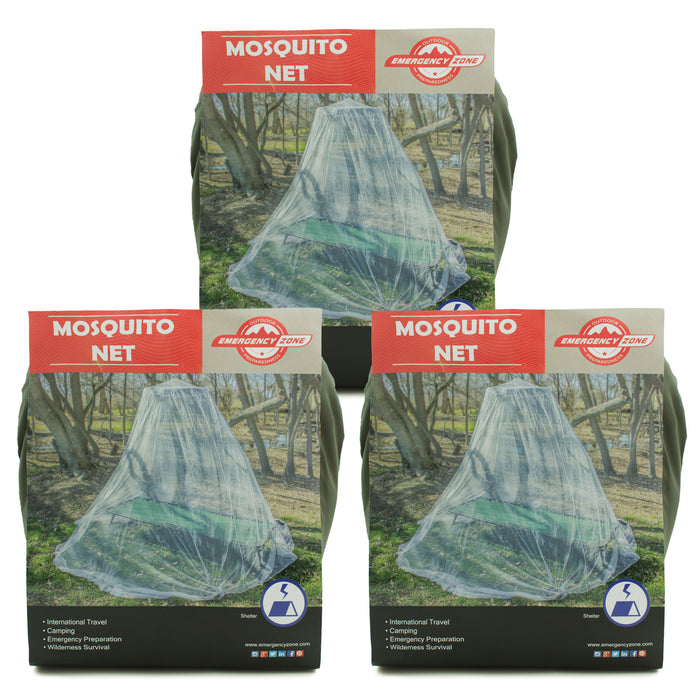 Emergency Zone Canopy Insect Shelter