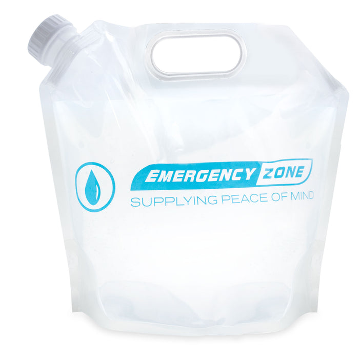 4 Liter / 1 Gallon Water Pouch