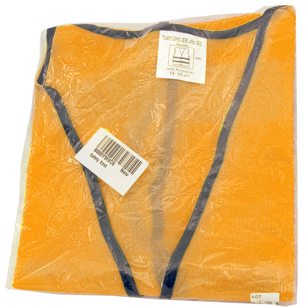 Safety Vest - Emergency Zone