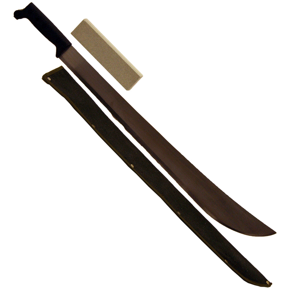 29 Inch Machete with Sharpening Stone