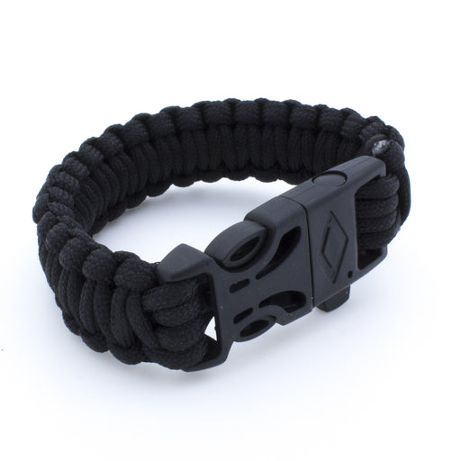 Paracord Survival Fire Bracelet - Emergency Zone