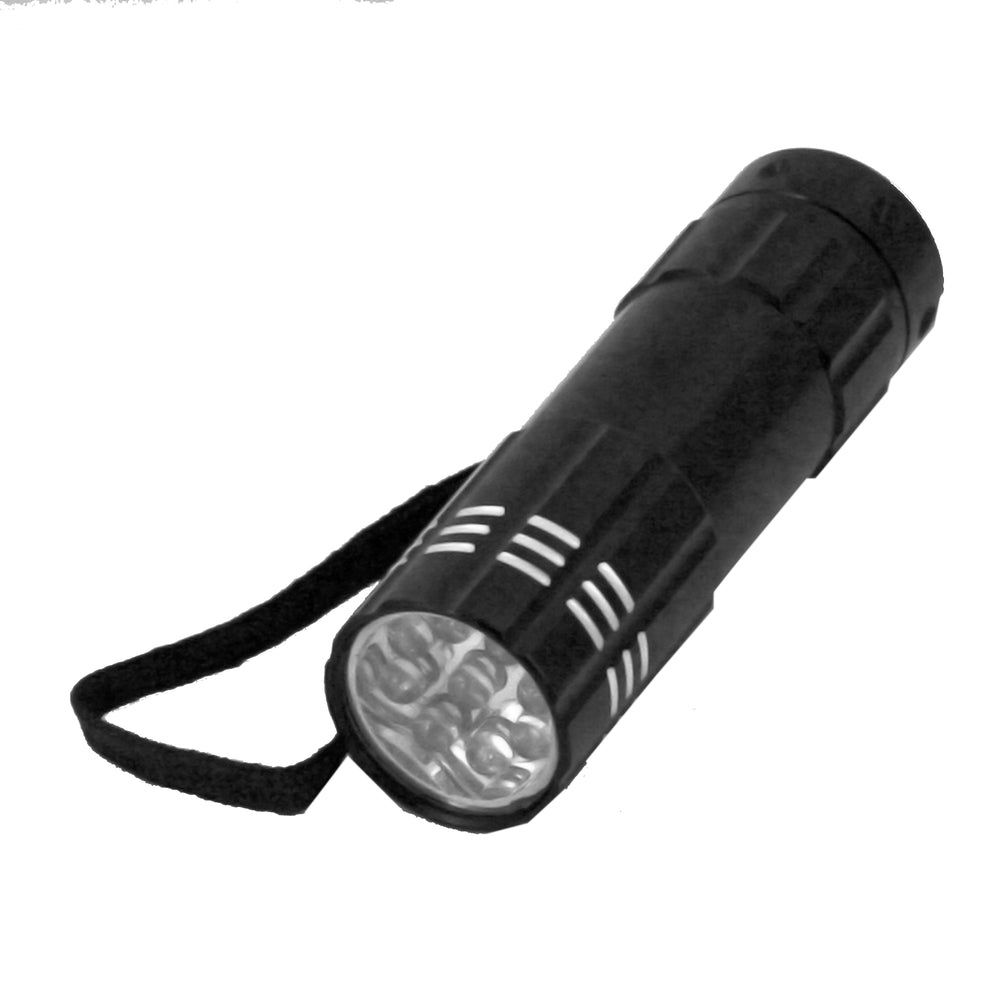 9 LED Compact Flashlight