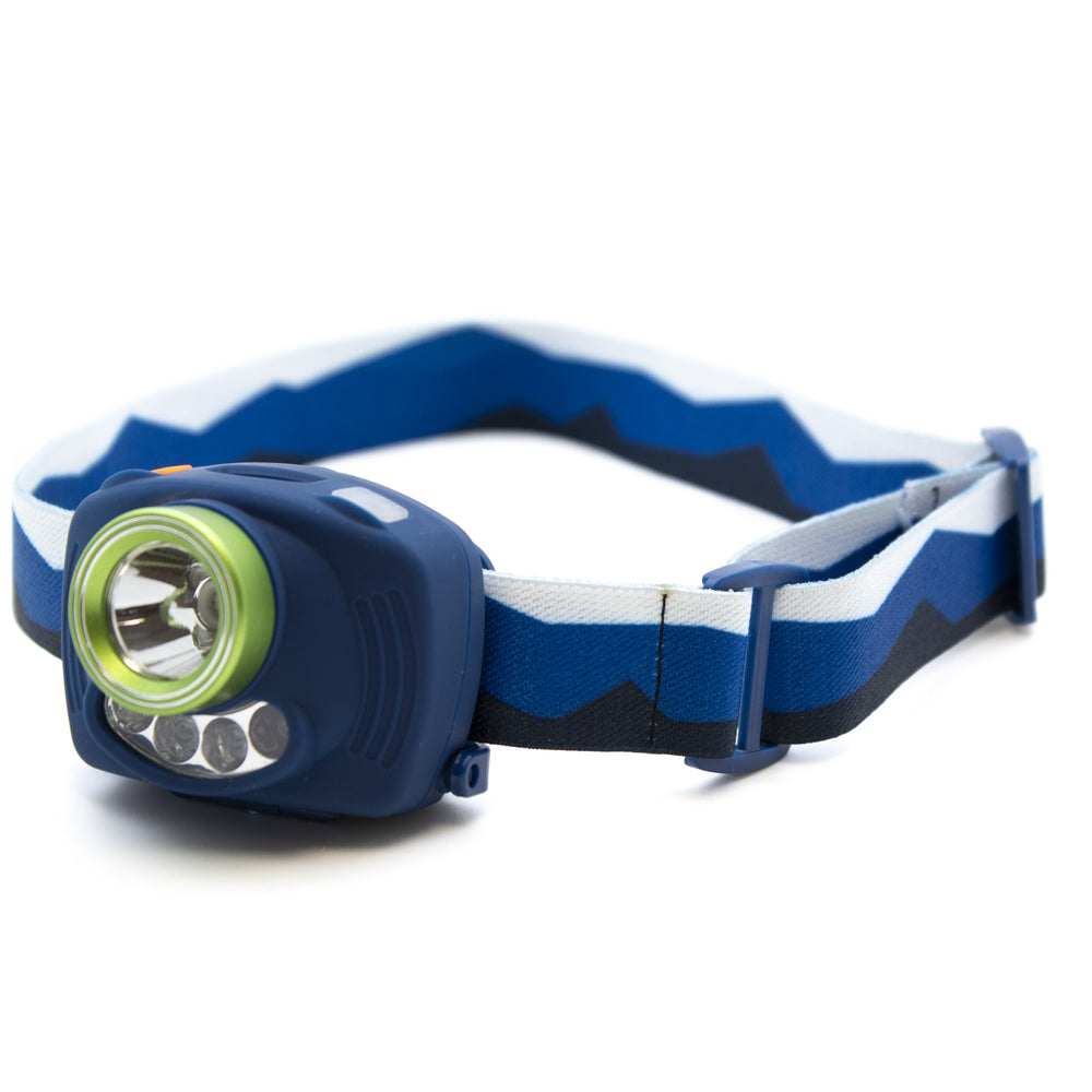 Motion Sensor LED Head Lamp - Emergency Zone