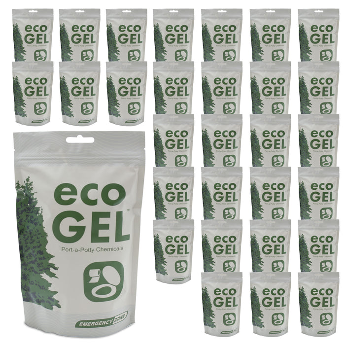 Eco Gel - Port-a-Potty Chemicals