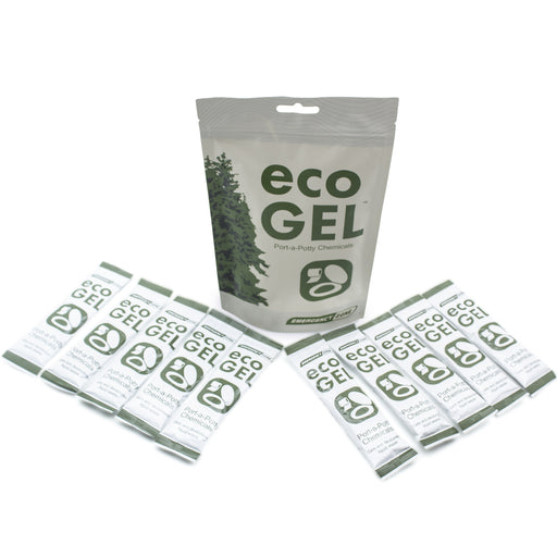 Eco Gel - Port-a-Potty Chemicals - Emergency Zone