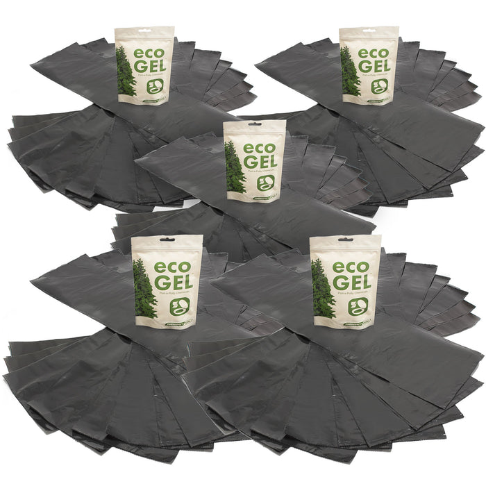 Eco Gel & Toilet Liner Refill Set