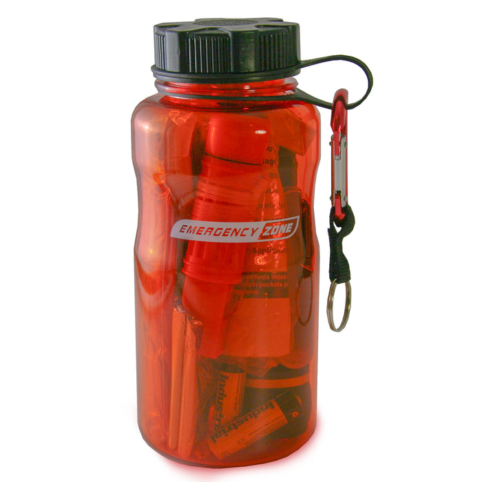 All-In-One Premium Survival Bottle