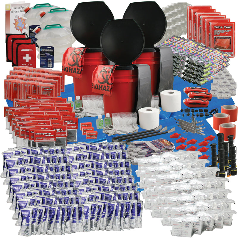 Office 100 Person Emergency Kit