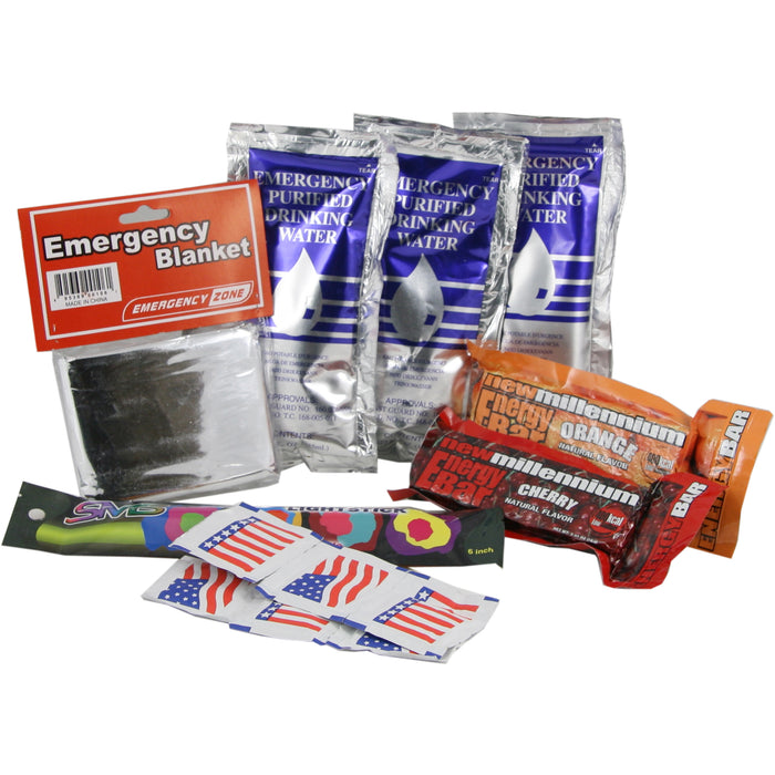 1 Person Basic Student Kit - Emergency Zone