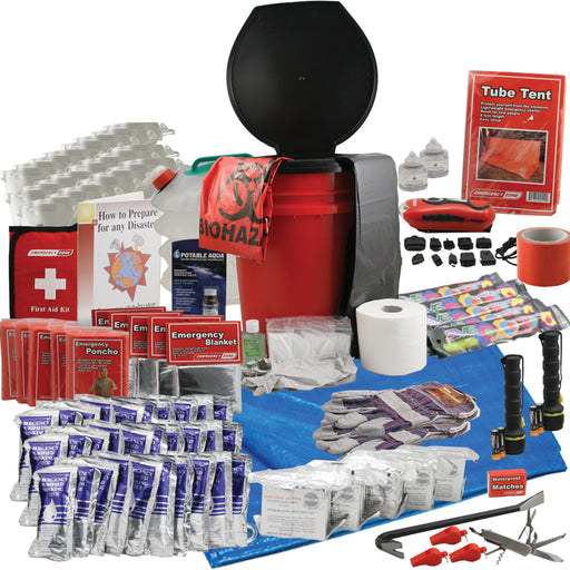 Classroom Deluxe Lockdown Kit - Emergency Zone