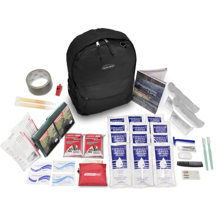 QuickStart Emergency 72-Hour Kit - 2 Person