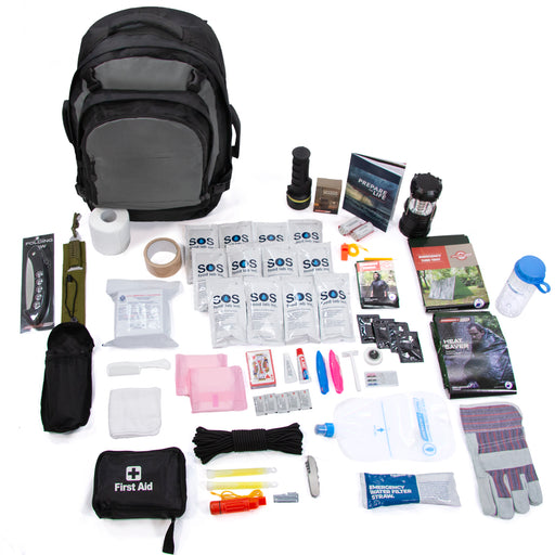 1 Person Survival Kit - Premium