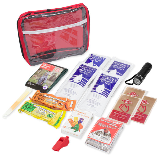 Children's Personal Compact Basic Survival Kit