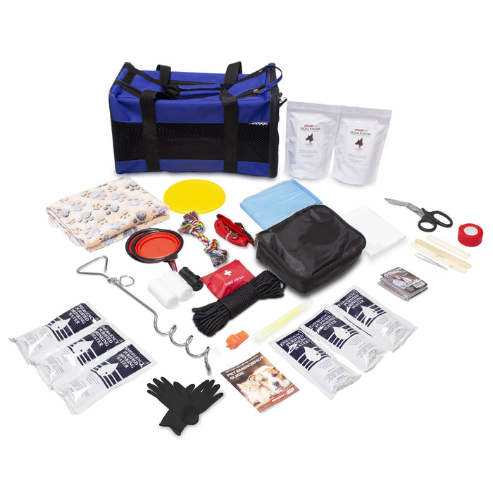 Small Dog Deluxe Emergency Survival Kit