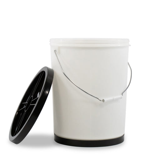 Flip Bucket | 5 Gallon Food Rotation & Storage Container - Emergency Zone
