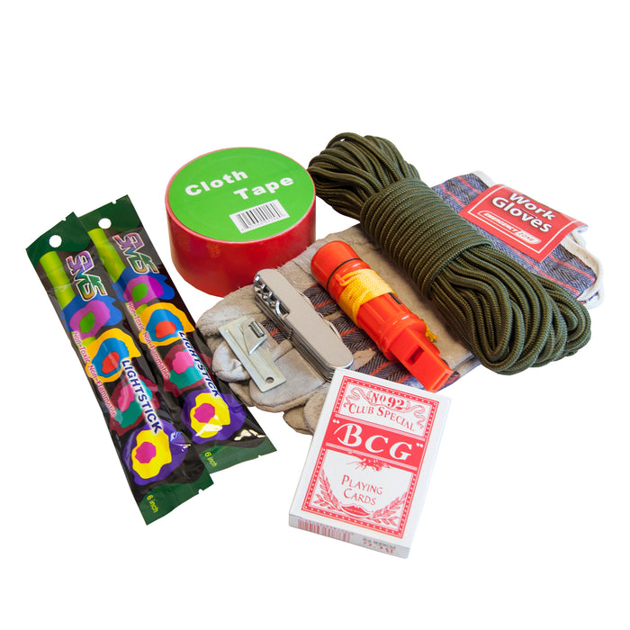 Roadside Deluxe Car Emergency Kit - Emergency Zone