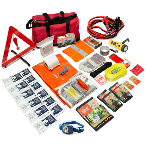 Roadside Premium Car Emergency Kit - Emergency Zone
