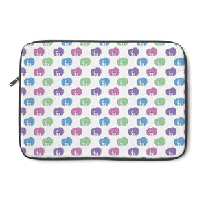 Full Pastel Afro Print Laptop Sleeve