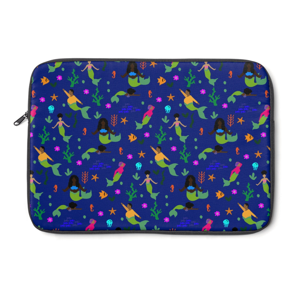 Melanin Mermaids Laptop Sleeve