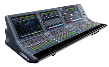 Yamaha Rivage all new PM3, and PM5 Digital Mixers