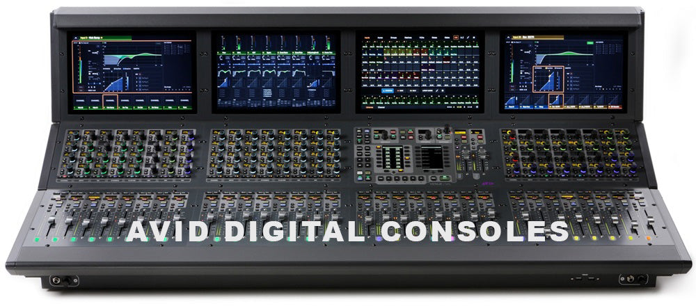 Avid Digital Mixers