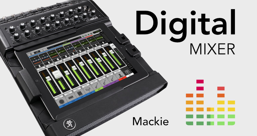 Mackie Digital Mixers