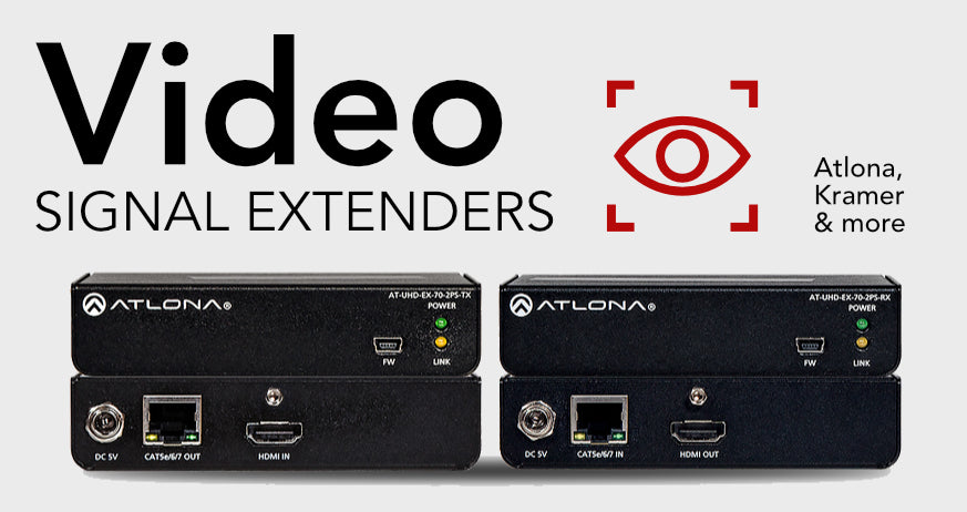 Video Signal Extenders