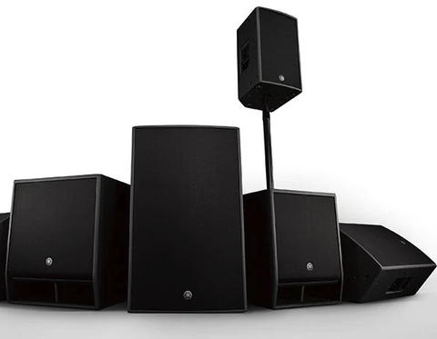Powered Live Sound Speakers