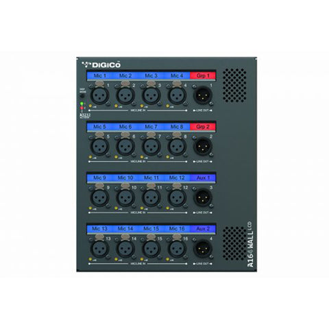 DiGiCo A164 WALL LCD Special