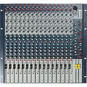 Soundcraft GB2R 16ch Top View