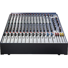 Soundcraft GB2R 12ch Front View