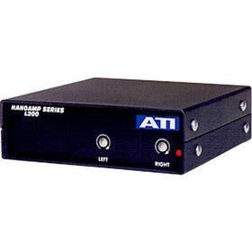 ATI Audio L200 2 CH Line Amplifier +22dBm - XLR I/O